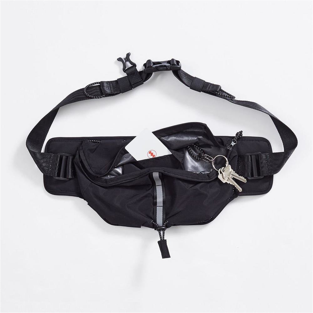 Unisex Multipass Sling Bag - Midnight