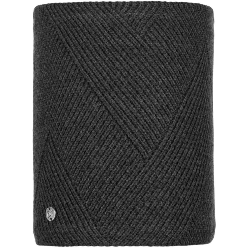 Unisex Knitted & Polar Neckwarmer Disa - Black