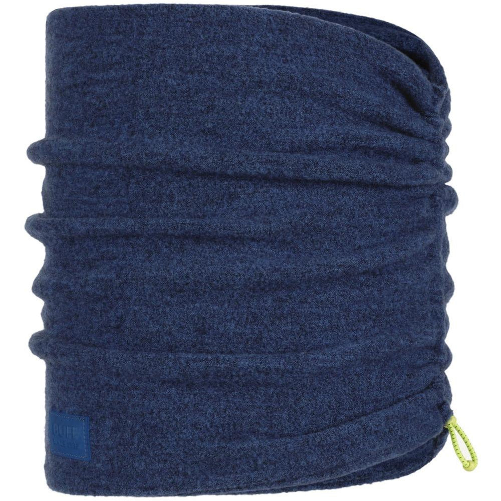 Unisex Merino Wool Fleece Neckwarmer - Olympian Blue