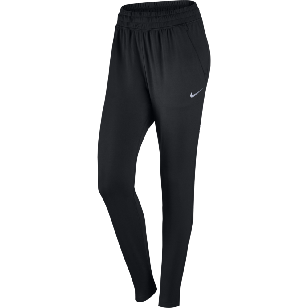Womens Element Running Pants - BLACK
