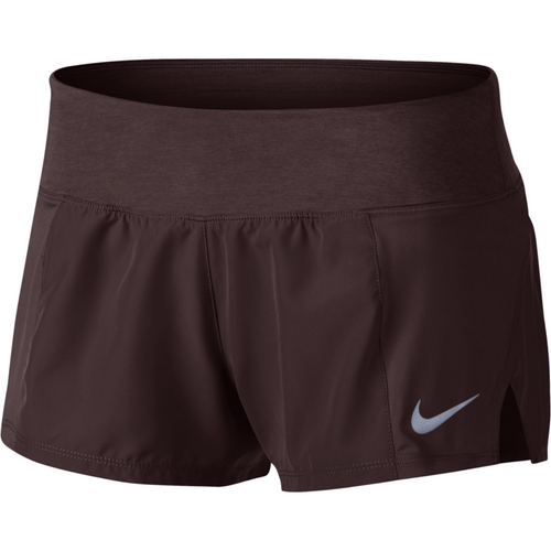 Womens Crew Running Shorts - El Dorado