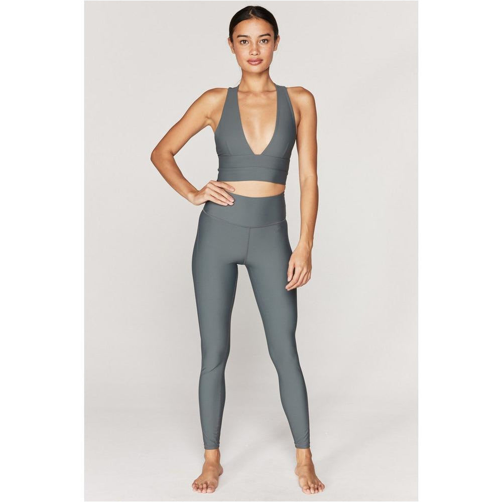 Tulum Legging - DUSTY OLIVE