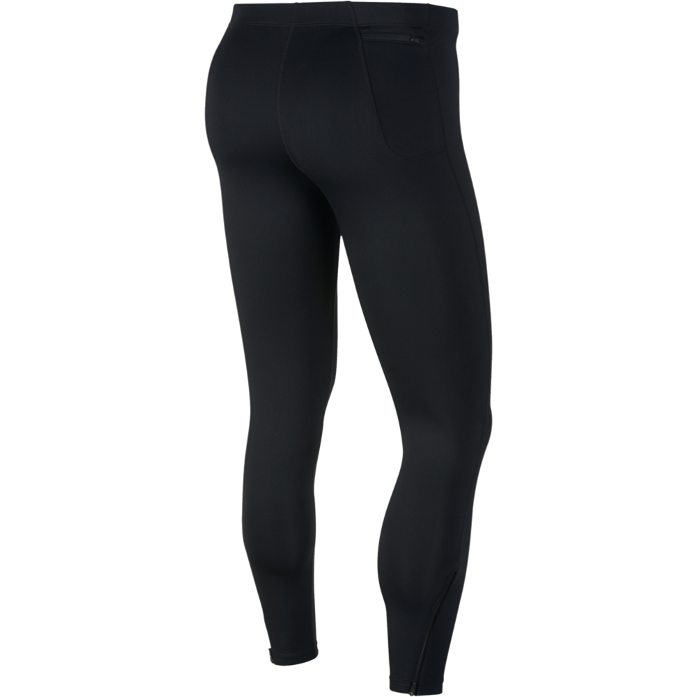 Mens Thermal Running Tight - Black