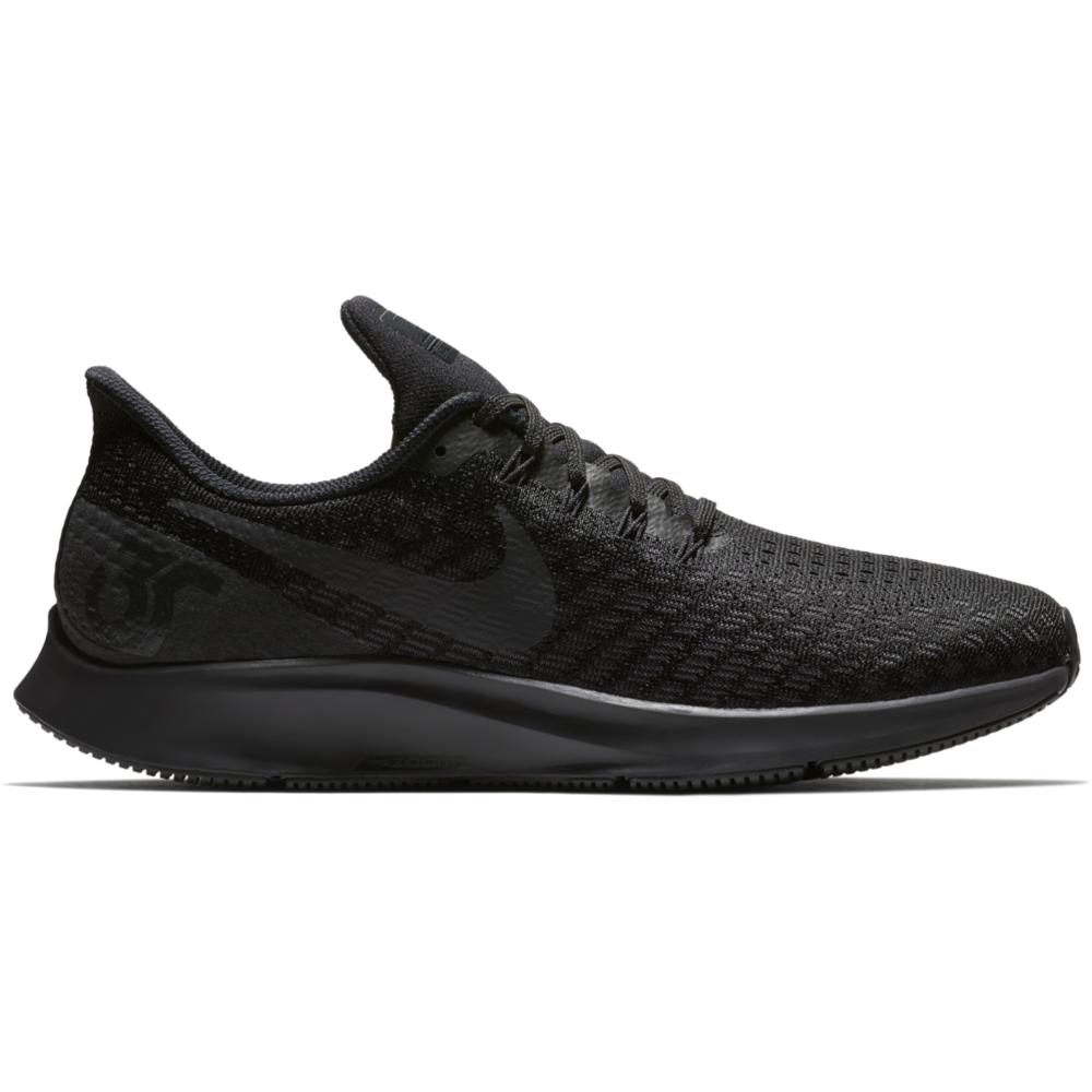 Womens Air Zoom Pegasus 35 - Black/Black