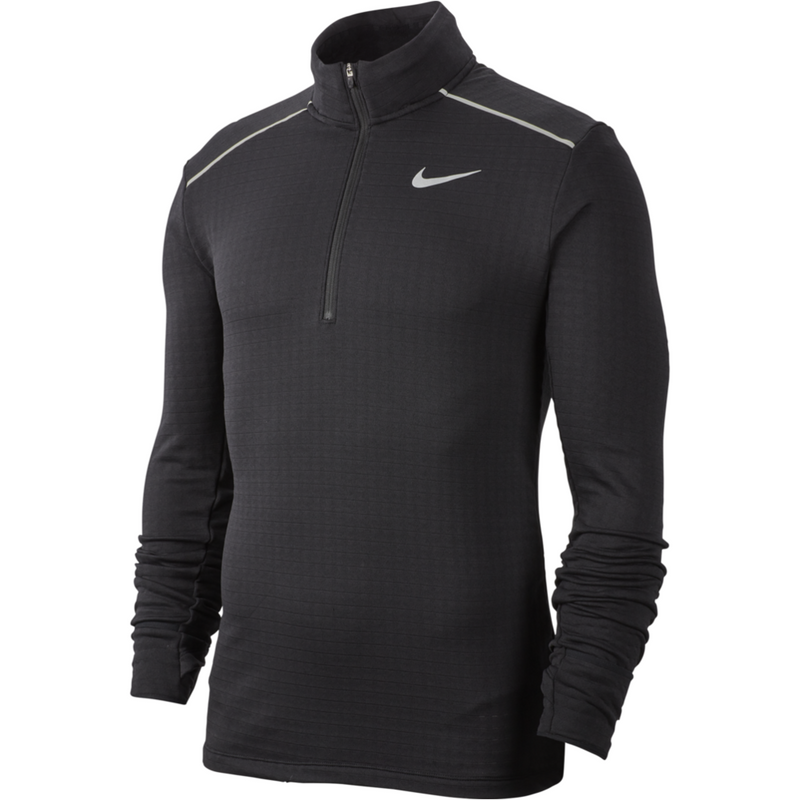 Mens Therma Sphere Element 3.0 Long Sleeve- Black
