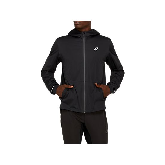 MEN'S WINTER ACCELERATE JACKET - BLACK