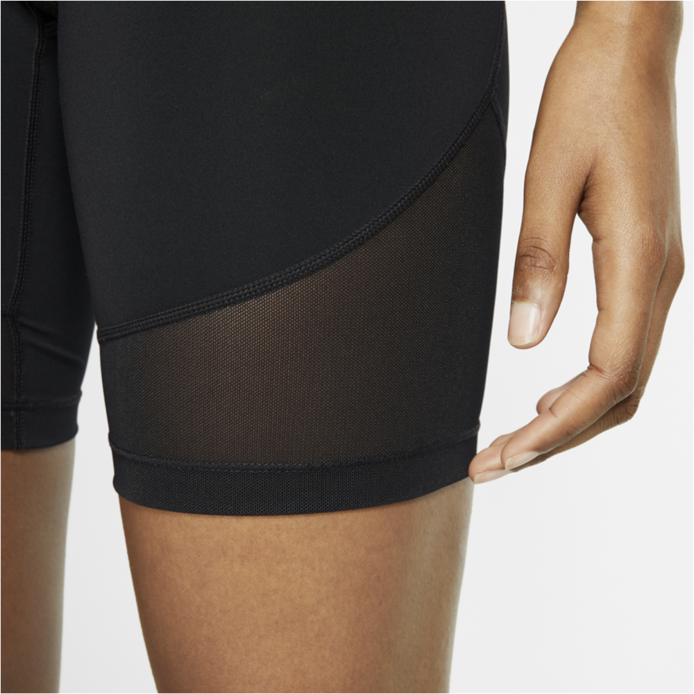 Womens Pro 8'' Shorts - Black