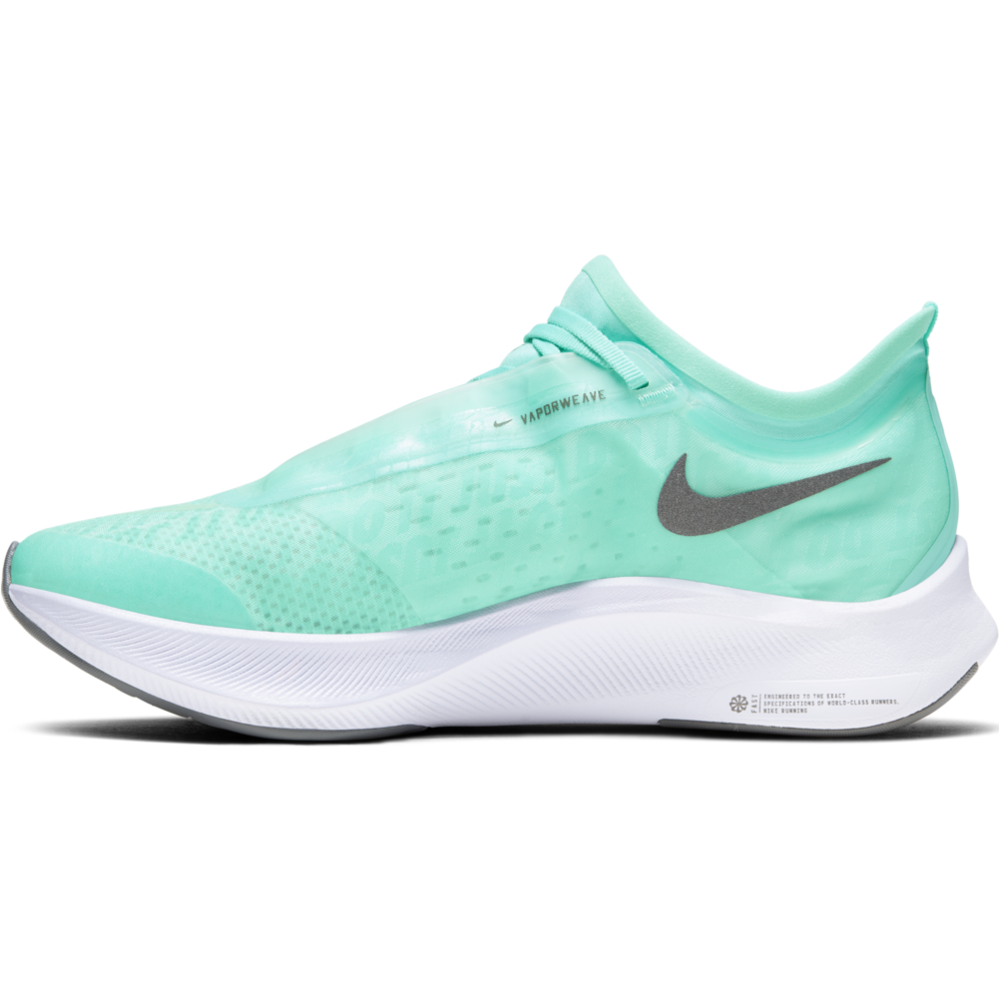 Women's Zoom Fly 3 - Turquoise/White