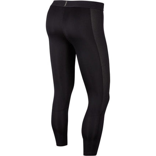 Mens 3/4 Pro Tights -Black/White