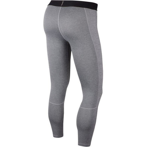 Mens 3/4 Pro Tight -  Smoke Grey/Black