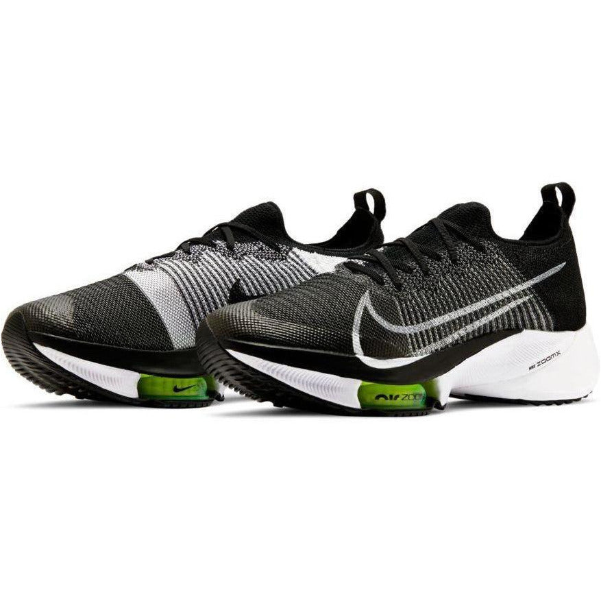 Mens Air Zoom Tempo NEXT% - Black/White
