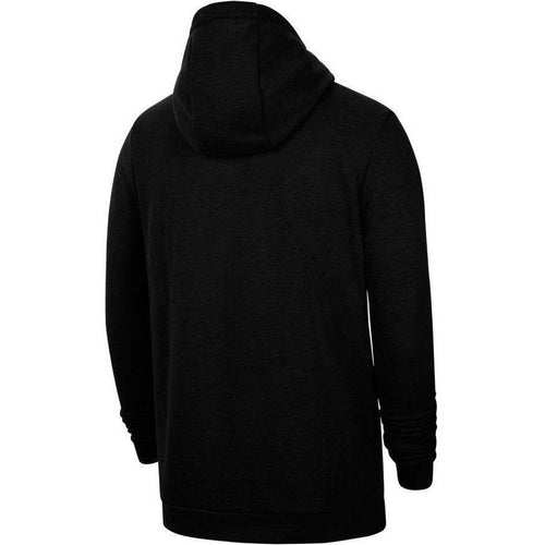 Mens Dri-FIT Full-Zip Training Hoodie - Black