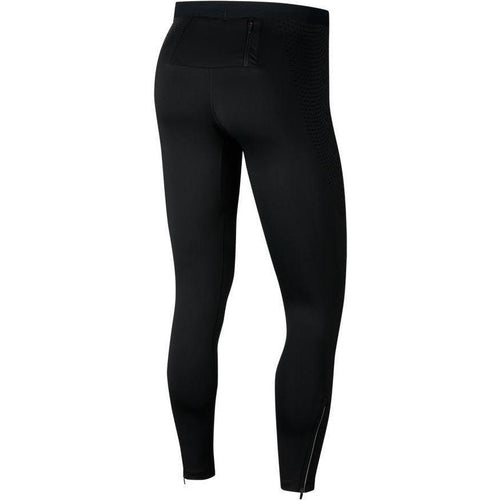 Mens Power Running Tights - Black