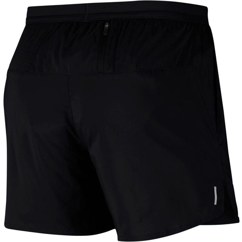 Mens Flex Stride 5'' Running Shorts - Black