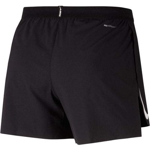 "Mens AeroSwift 4"" Running Shorts - Black"