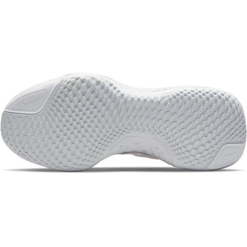 Womens ZoomX Invincible Run Flyknit -White/Metallic Silver
