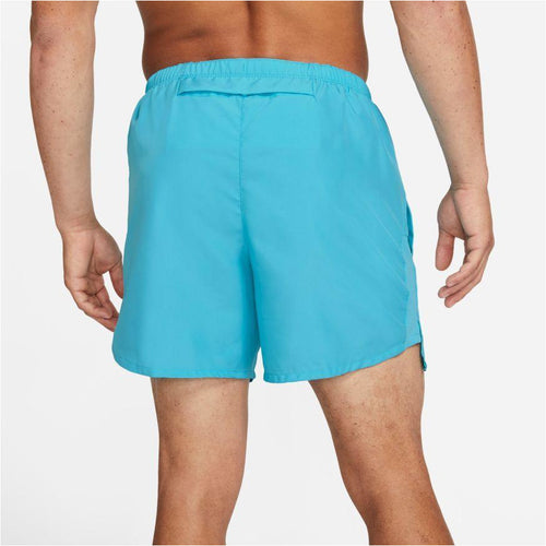 Mens Challenger Brief-Lined Running Shorts - Chlorine Blue