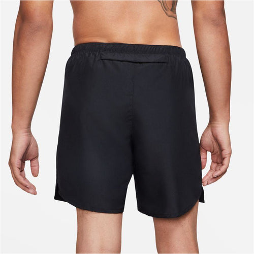 Mens Challenger 7'' Brief-Lined Running Shorts - Black
