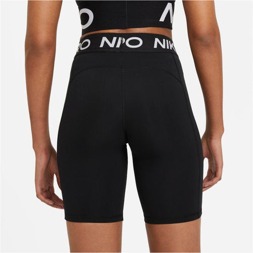 "Womens Pro 365 8"" Shorts - Black"