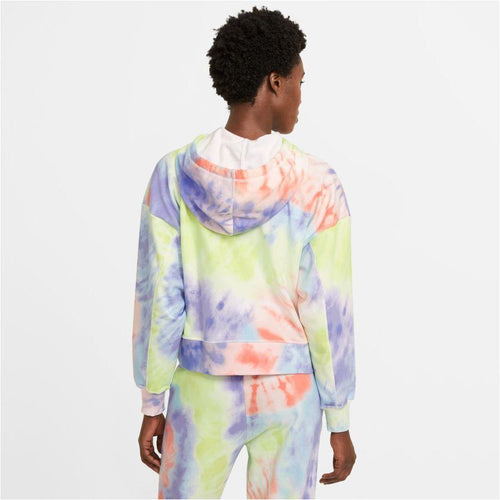 Women's Dri-FIT Pullover Training Hoodie - Tie-dye