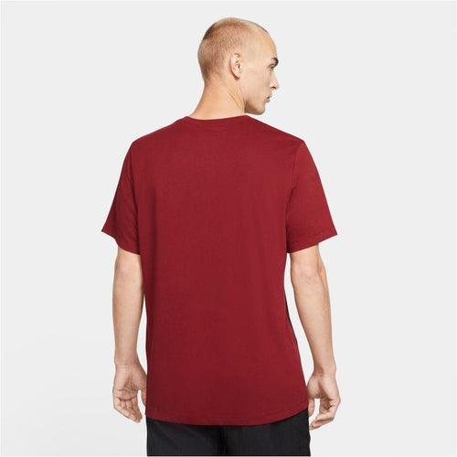 MENS Dri-FIT BRS Running T-Shirt - Team Red