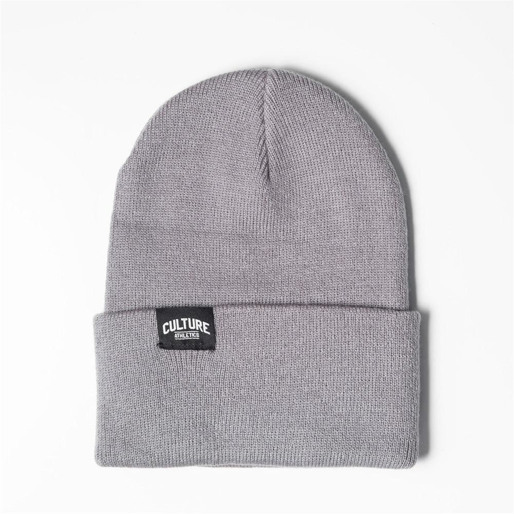 Unisex CA Carpenter Beanie - Concrete