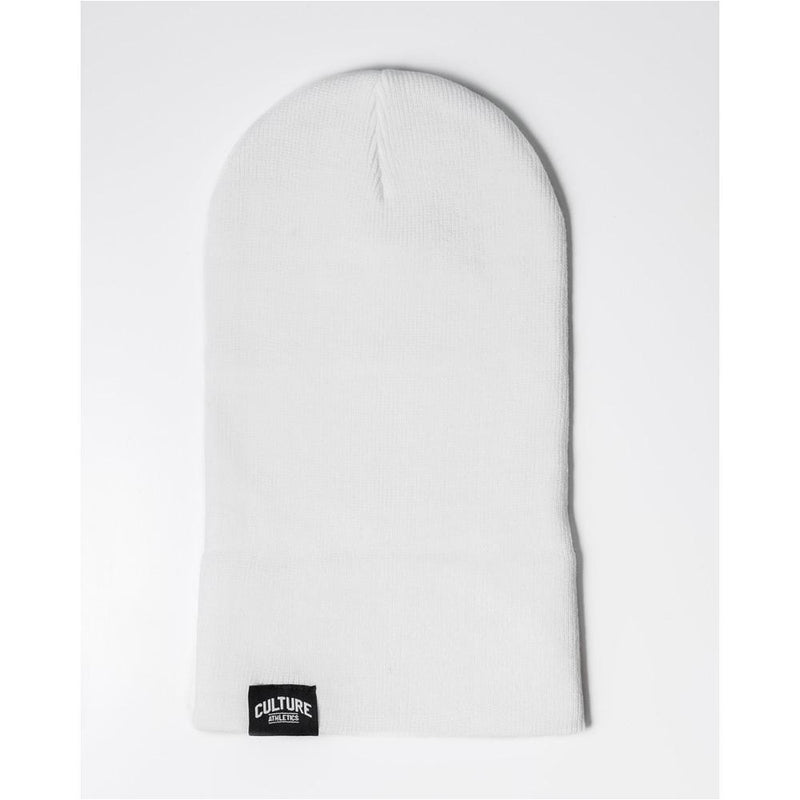 Unisex CA Carpenter Beanie - White