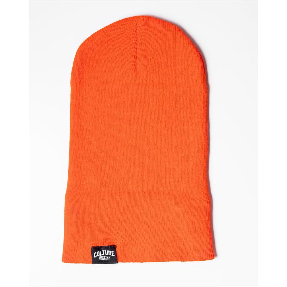 Unisex CA Carpenter Beanie - Hunting Orange