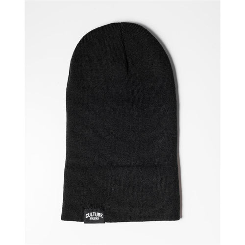 Unisex CA Carpenter Beanie - Black