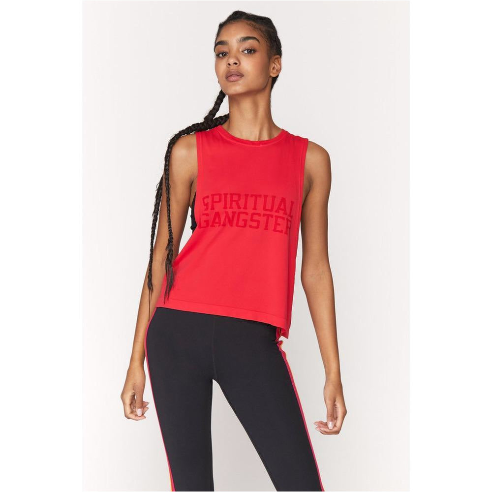 Varsity Supernova Active Tank - Strawberry