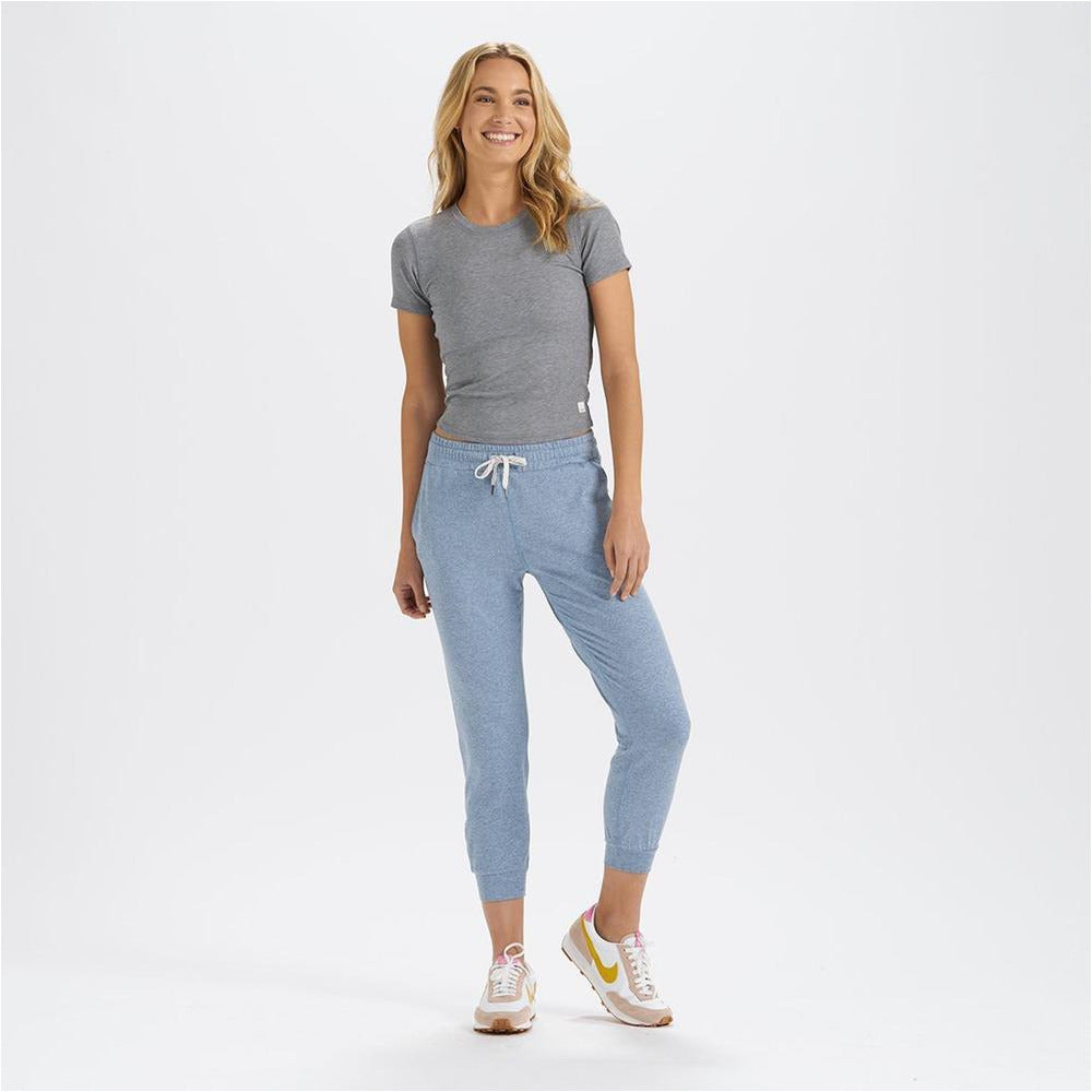 Womens Performance Jogger - Cloud Heather
