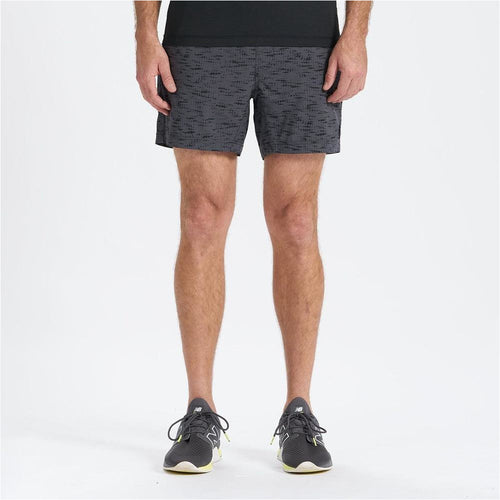 Mens Kore Short 5'' - Black Slub