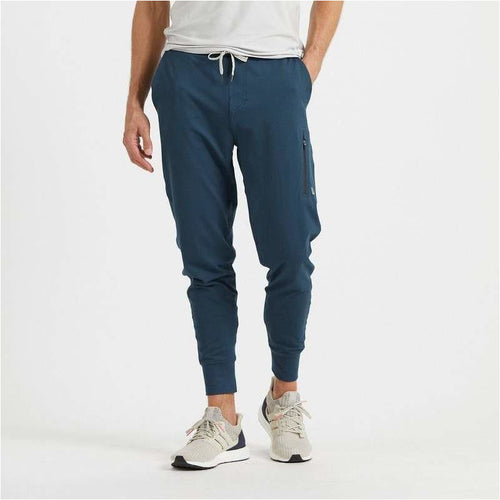 Mens Sunday Performance Jogger - Indigo