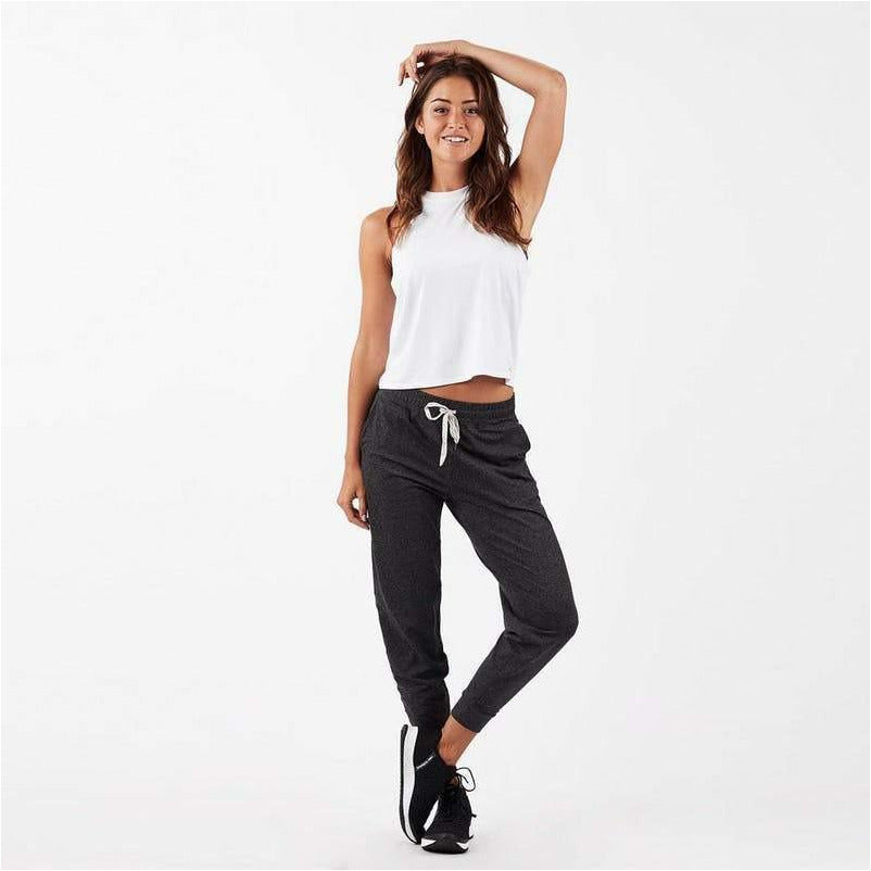 Womens Performance Jogger - Charcoal Heather