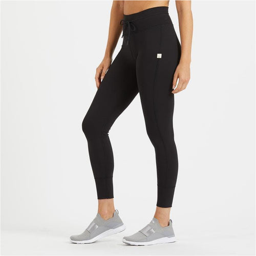 Womens Daily Legging - Black