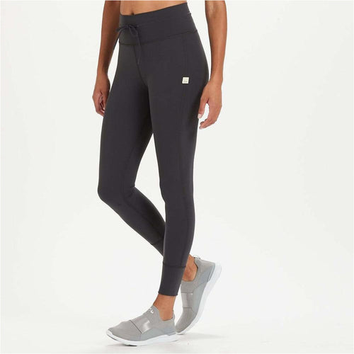 Womens Daily Legging - Charcoal