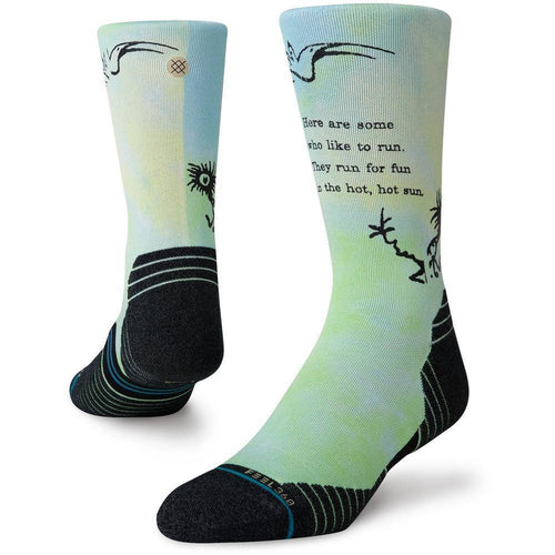 Dr Seuss Some Who Like Crew Run Socks - Unisex