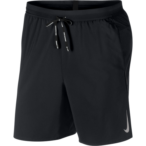 "Mens Dri-Fit Flex Stride 7"" Shorts - BLACK"