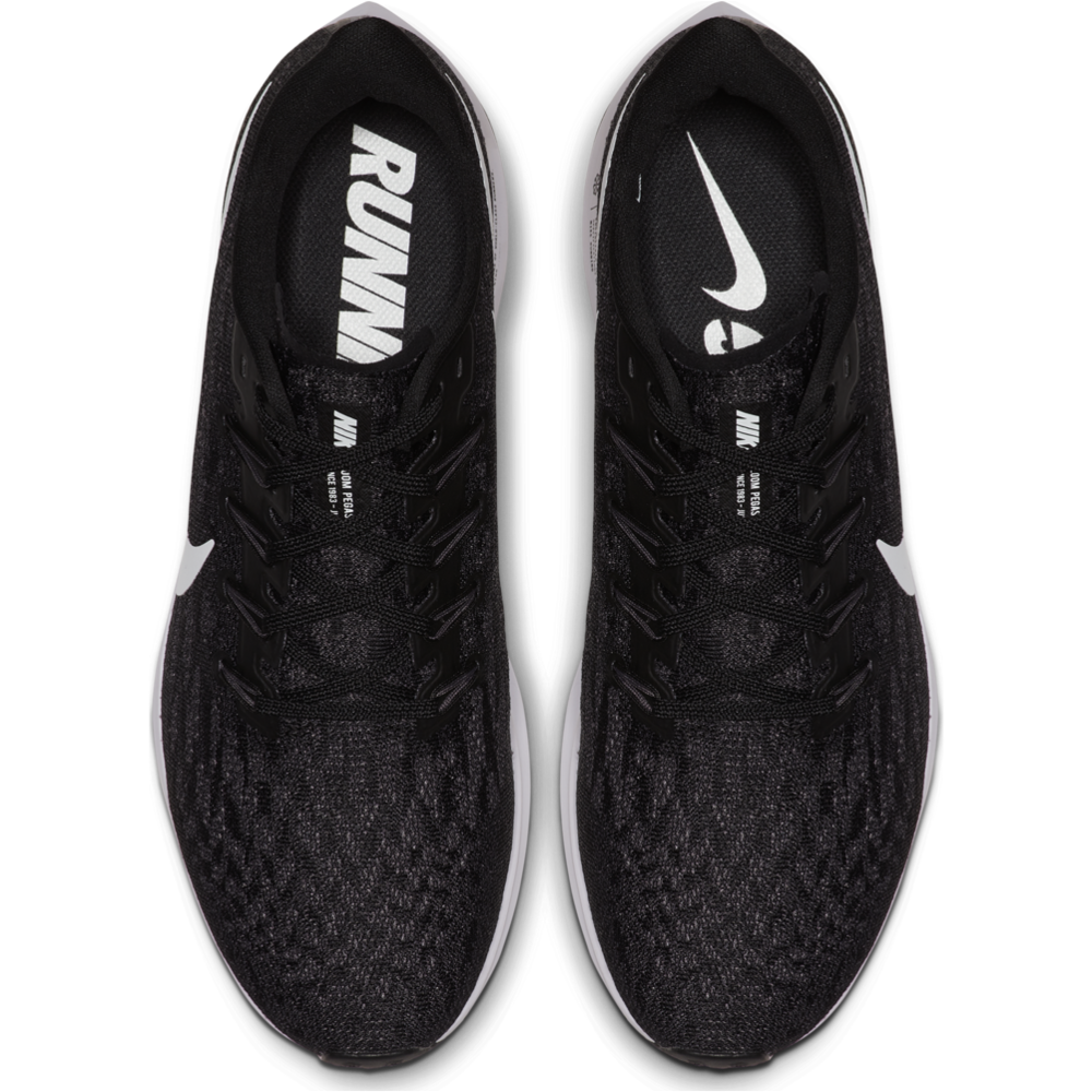 Mens Air Zoom Pegasus 36 - Black/White