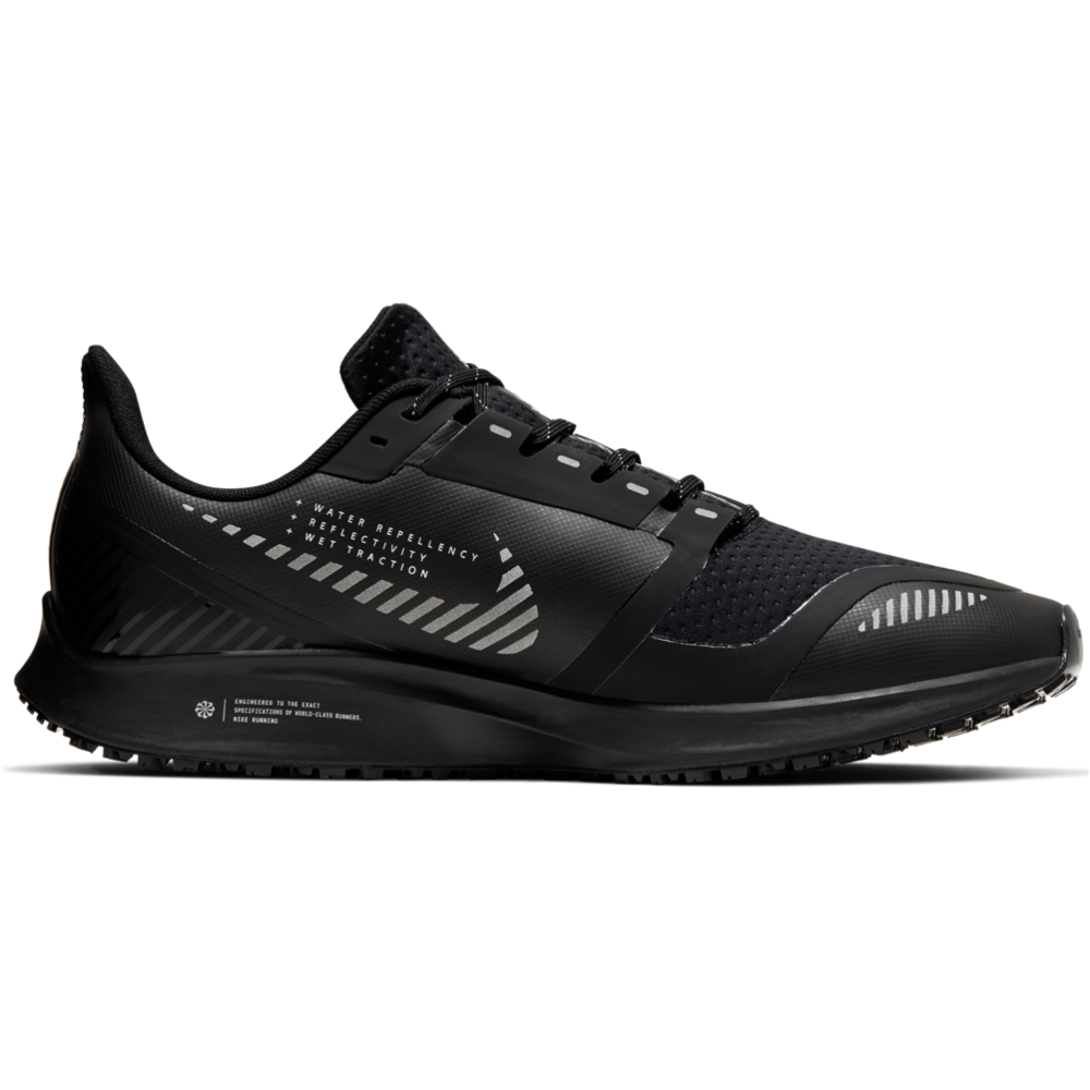 Mens Air Zoom Pegasus 36 Shield - Black