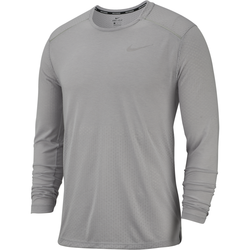 Mens Rise 365 Long Sleeve - Grey