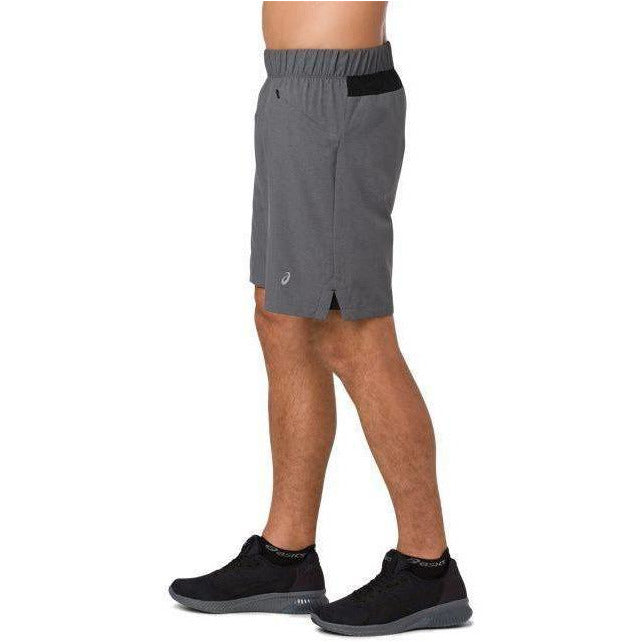 "Mens 2-In-1 7"" Short - Grey"