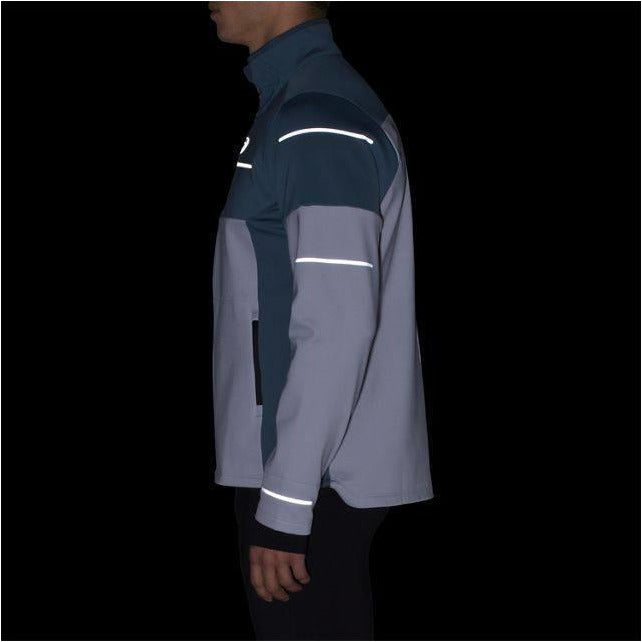 Mens Lite - Show Winter Jacket - Mid Grey/Ironclad