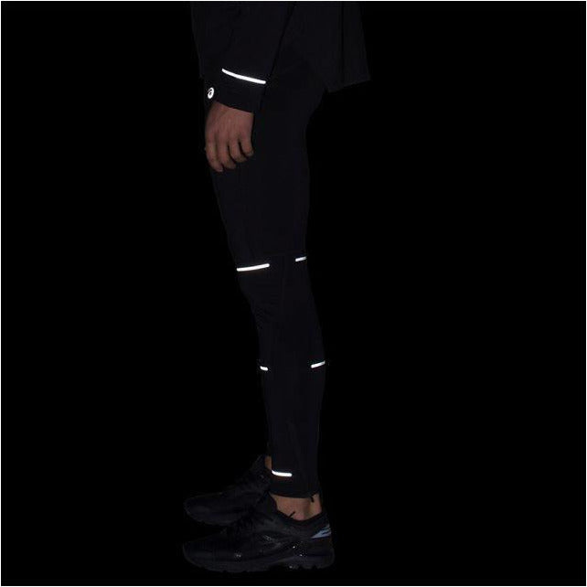 Mens Lite Show Winter Tight - Black