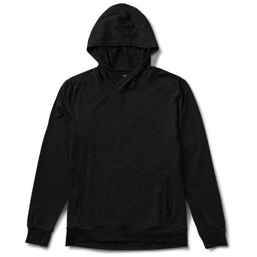 Mens Ponto Performance Pullover - Black