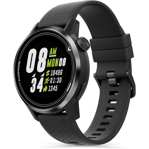 APEX 42mm Premium Multi-sport Watch - Black/Grey