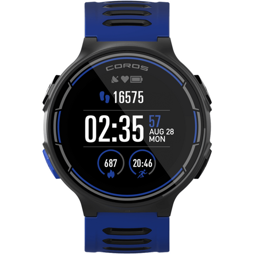 Pace Multi-sport Watch - Black/Blue