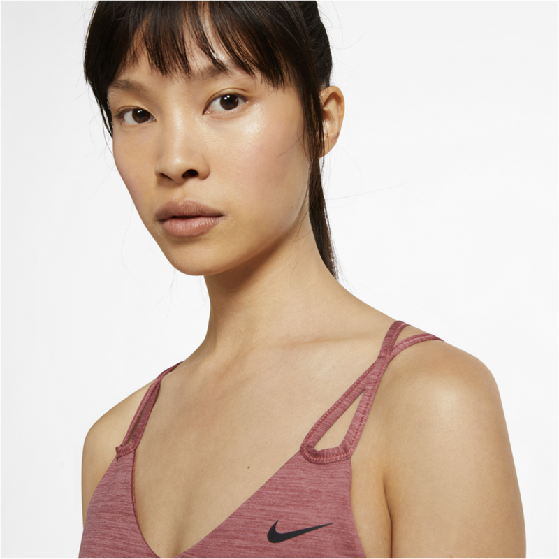Womens Yoga Sports Bra - Cedar