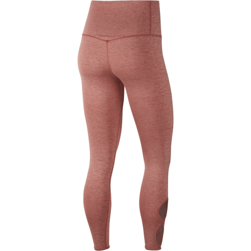Womens Yoga 7/8 Legging - Cedar