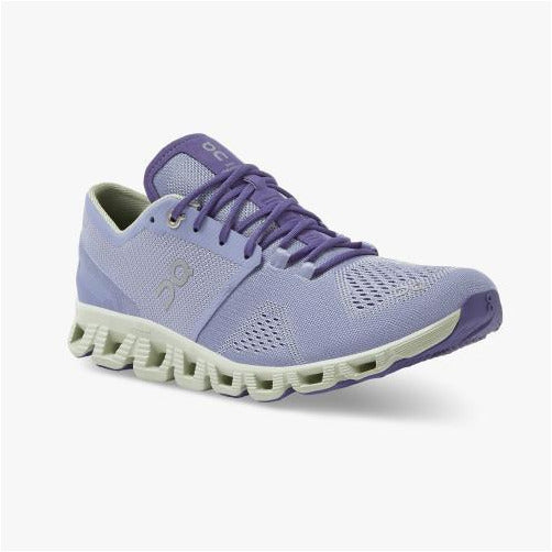 Womens Cloud X 2.0 - Lavender/Ice